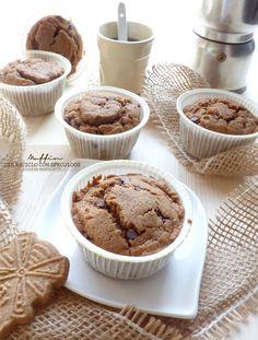 muffin del riciclo senza lattosio