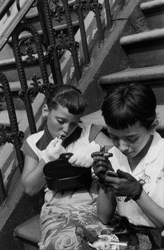 Hoboken, New Jersey, 1959. By Sid Kaplan