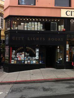 : #sanfrancisco #citylightsbooks