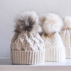 Price Women´s cap for winter season will surely heat you up. It´s very soft and pleasant to wear. Pompom is made of syntetic fur. Women's Hats, Caps Hats, Winter Time, Winter Season, Winter Hats For Women, Fake Fur, Caps For Women, Jumpsuits For Women, Fashion Accessories