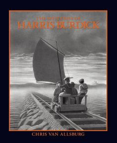 the mysteries of harris burdick pdf