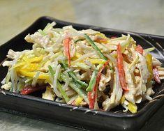 맛있는 다이어트, 닭가슴살 냉채 – 레시피 | 다음 요리