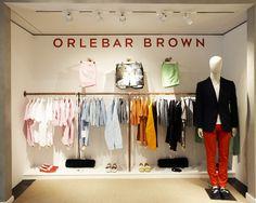 Pop-up Orlebar Brown at Santa Eulalia store. Passeig de Gràcia 93, Barcelona.