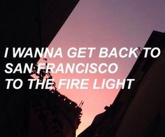 san francisco // 5 seconds of summer