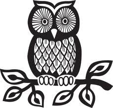 Great free clipart, png, silhouette, coloring pages and drawings that you can use everywhere. Cute Owl Drawing, Cute Owls Wallpaper, Wallpaper Desktop, Owl Outline, Owl Graphic, Owl Wings, Owl Pictures, Silhouette Vinyl, Owl Crafts