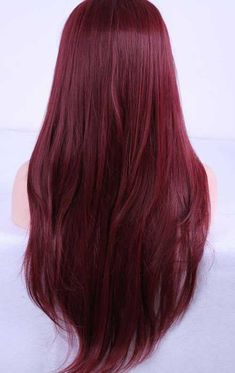 We've collected 47 gorgeous burgundy hair color ideas and styles that would look great with this sexy, rock-star hue. Go a bit outside your comfort zone and make an appointment with your stylist today to rock your new maroon or burgundy hair color! Hair Color Auburn, Red Hair Color, Color Red, Magenta Hair, Maroon Hair, Colour Colour, Pastel Hair, Ruby Red Hair, Red Violet Hair