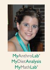 """""""I loved how MyAnthroLab created a village for me to interact with and visit from my own home. It was a very fun and inexpensive way to """"travel."""" MyDietAnalysis was great to discover which foods I needed to stay away from in order to become a healthier me. MyMathLab allowed me to receive immediate feedback about how well I was doing in my math homework."""" Click the photo for the full story! Wall Of Fame, Student Success, Ways To Travel, Your Story, Homework, Knowing You, How To Become, University, Foods"""