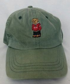 15b8346af Polo Ralph Lauren Baseball Cap Fitted Solid Hats for Men