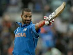 Shikhar Dhawan is an Indian international cricketer. He is a left-handed opening batsman and occasional right-arm off break bowler. Shikhar Dhawan, Chennai Super Kings, Top Blogs, Boxing Day, Famous Celebrities, Height And Weight, Cricket, Fitness, Biography