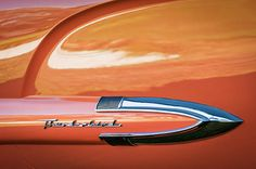 1959 Ford Thunderbird Convertible Emblem - Car photographs  by Jill Reger