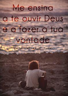 #Deus #vontade
