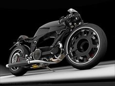 Magnifique moto