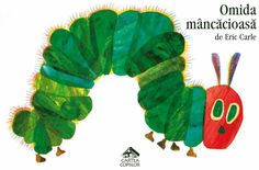 The Very Hungry Caterpillar/La oruga muy hambrienta (Bilingual Edition) (Board Book) by Eric Carle Eric Carle, Caterpillar Book, Very Hungry Caterpillar, Chenille Affamée, Free Books, Good Books, Album Jeunesse, Library Books, Book Authors