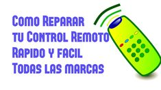 How to repair any remote control in 4 minutes Control, Letras Abcd, Perfume, Personal Care, Iphone, Android, Youtube, Ideas, Wardrobe Design