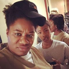 Oitnb director dating poussey and taystee