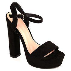 Ferse Ferse Schuhe, Schuhe, Schuhe der Frühling Frauen, Süsse Schönheit, Schuhe, schwarz, 41