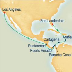 a cruise through the Panama Canal is on my wish list