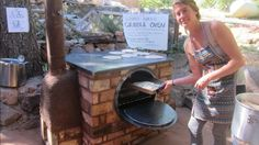 wood fired griddle oven