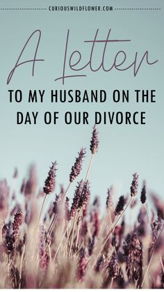 I am so glad I don't have to call you my husband any longer, however, on the day of our divorce, it seems appropriate for the very last time. Praying For Future Husband, Husband Wants Divorce, Bad Husband, I Want A Divorce, Missing My Husband, Divorce And Kids, Miss My Husband Quotes, Miss My Ex, Letter To My Ex