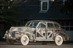 Last of Ghost Cars: The 1939 Pontiac Deluxe Six