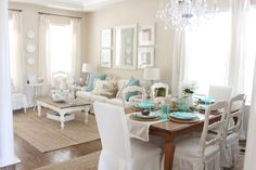 Thanks for stopping by the cottage today! Recently, I have been having fun adding touches of Spring and Easter decor all around the cottage. The inspiration for my colors this year are robins egg blue, khaki, brown and creamy whites… I like to keep things simple and simply added two large soft blue pillows to …