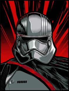 Captain Phasma by Hydro74<< All of a sudden I'm obsessed with Captain Phasma and I LOVE IT