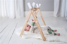 Baby Play Gym and Mobile accessories Baby by CloverandBirch