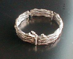 Relo armband zilver