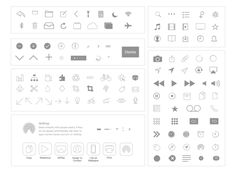 I just downloaded a free .sketch resource: iOS 7 Icons: Natives and Basics, for Sketch app on http://www.sketchappsources.com.