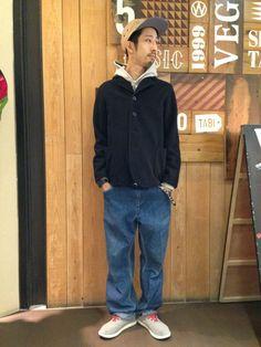 Championのパーカー「CHAMPION/チャンピオン×BEAVER 別注REVERSE WEAVE PULL OVER HOODED SWEAT SHIRTS (1047)」を使ったJunpei The Man(BEAVER大阪店 )のコーディネートです。WEARはモデル・俳優・ショップスタッフなどの着こなしをチェックできるファッションコーディネートサイトです。