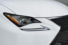 RC 350 F SPORT 날카로운 눈매. | Lexus Facebook ▶ www.facebook.com/lexusKR   #Lexus #LexusRCFSPORT #RC350 #FSPORT #GenevaMotorshow #Car