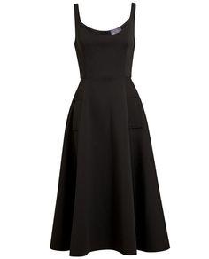 Lanvin Flared Midi Dress