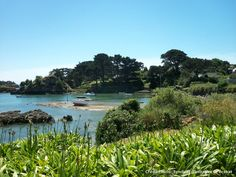 Destinations, 2 Photos, Beautiful Landscapes, Brittany, River, Island, Architecture, Places, Outdoor