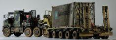 M1070 HET - 1:35 scale model