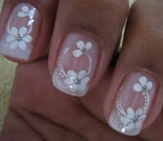 "The ""new"" French Manicure!"