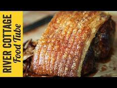 Perfect Pork Crackling | Gill Meller - YouTube
