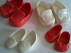 Retro Doll Shoes
