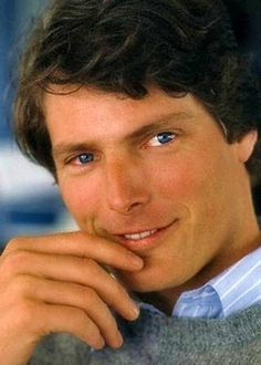 "Christopher Reeve (1952 - 2004) Starred as Superman in the ""Superman"" movies of the 1970s and 1980s, later he was paralyzed in a horseback riding accident"