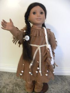 another cute native american outfit