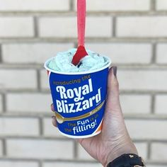 🤤SO FRESH. 🌿SO MINTY. ❄️ SO Mint OREO Blizzard! #dqmintoreoblizzard #blizzardofthemonth 📍: @dairyqueen 📷: @donutscookiesandcream #️⃣: #donutscookiesandcream #sponsored 👇🏽TAG YOUR FRIENDS!👇🏽 Queens Food, Mint Oreo, Dairy Queen, Beverages, Drinks, Cookies And Cream, Coffee Cans, Donuts, Foods