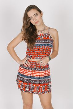 Canyon Horizon Mini Skirt