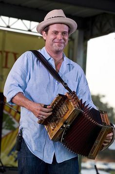 Steve Riley and the Mamou Playboys, Festivals Acadiens et Creoles.
