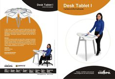 Desk Tablet I - Carteira Informatizada
