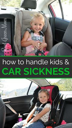 How do you deal with kids who get car sick? Learn how to handle kids and car sickness with my best tips and tricks from living in the mountains. The joys of parenting! Car Activities, Summer Activities For Kids, Summer Kids, Singing In The Car, Silly Games, Toddler Car, Eco Baby, Natural Parenting