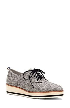 Free shipping and returns on ED Ellen DeGeneres 'Oberlin' Oxford (Women) at…