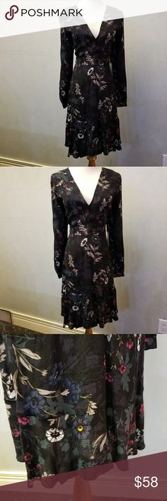 NWT Astr the label floral dress Brand new with tags Astr the label floral dress 100% viscose  **2-8bin (storage note to self) Astr the label  Dresses Midi