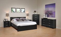 contemporary platform bedroom furniture sets