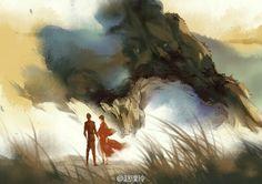Time Raiders, China Art, Laos, Fan Art, Manga, March 3rd, Anime, Painting, Fashion Illustrations
