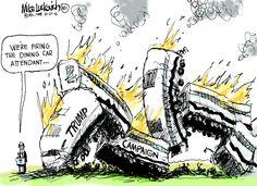 Mike Luckovich Editorial Cartoon, June 21, 2016     on GoComics.com