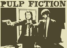 Vincent Jules Pulp Fiction